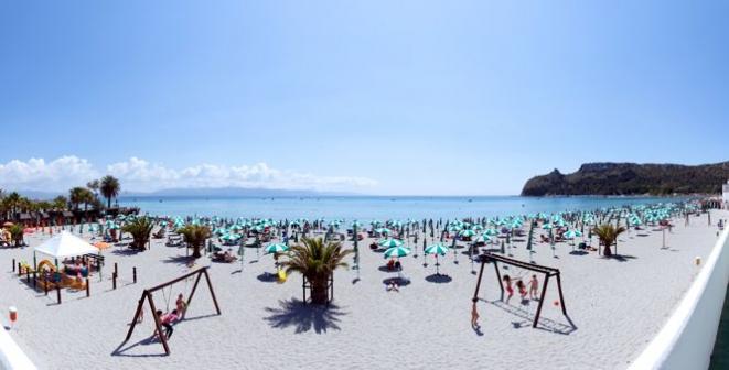 La spiaggia del Poetto - Foto di P. Tolu