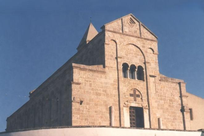 Santa Giusta di Oristano