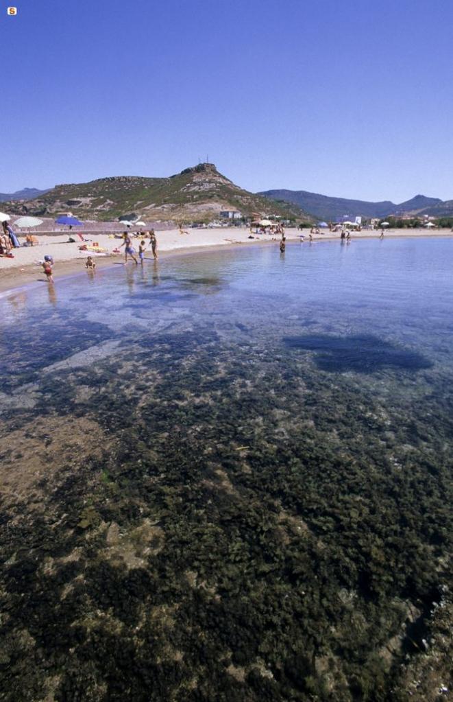 Bosa Marina -  Foto di B. Manunza - http://www.sardegnadigitallibrary.it/