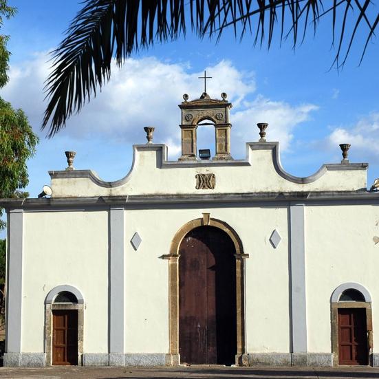 Villamar - Chiesa della Madonna d'Itria