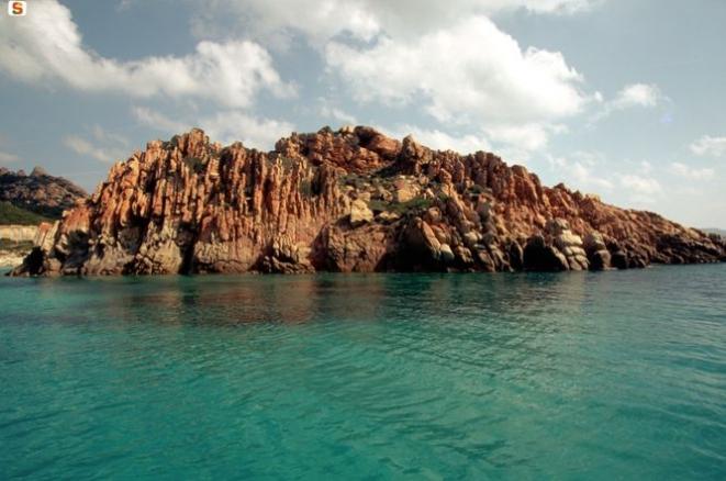 Isola di Spargi -  Foto di D. Ruiu - http://www.sardegnadigitallibrary.it/