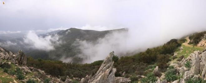 Panorama da Minni Minni - Foto di A. Chiaramida - http://www.sardegnadigitallibrary.it/